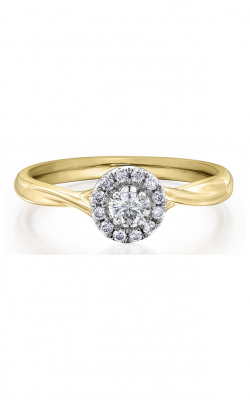 I am Canadian™ Diamond Ladies Engagement Ring R30170YW/20-10 product image