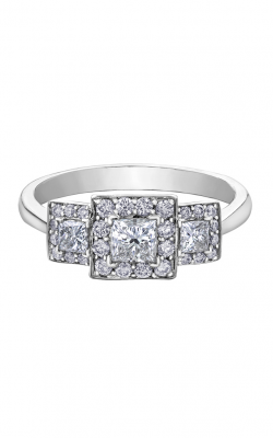 I Am Canadian™ Diamond Ladies Engagement Ring R30692WG/80 product image
