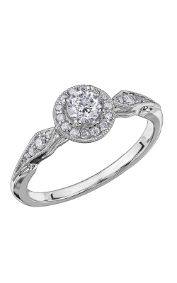 I am Canadian™ Diamond Ladies Engagement Ring R3832WG/50-10 product image