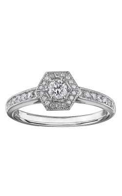 I Am Canadian™ Diamond Ladies Engagement Ring R3835WG/40 product image