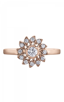 I Am Canadian™ Diamond Ladies Ring R5100RG/30-10 product image