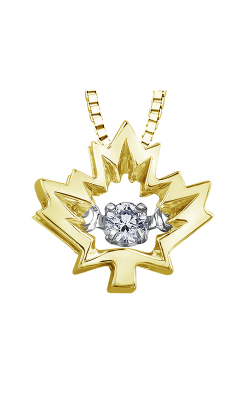 I am Canadian™ Northern Dancer™ Diamond Solitaire Pendant PP3156YW/14C-10 product image