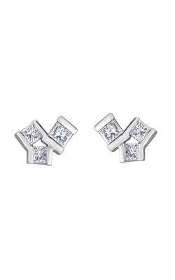 I Am Canadian™ Diamond Earrings EE4134W/24-10 product image