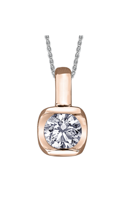I Am Canadian™ Diamond Solitaire Pendant PP3570RW/15C product image