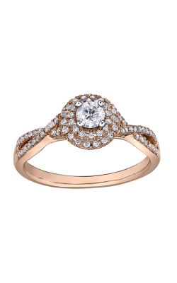 I Am Canadian™ Diamond Ladies Engagement Ring R30417RG/43-10 product image
