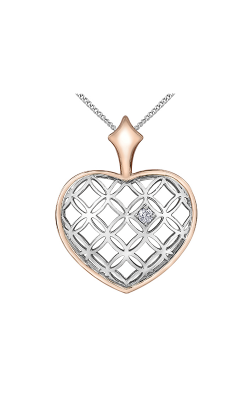 I Am Canadian™ Diamond Solitaire Pendant PP4046WR/04C-10 product image