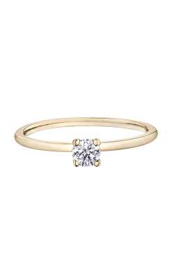 I Am Canadian™ Diamond Ladies Solitaire R10040/20-10 product image