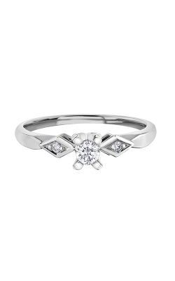 I am Canadian™ Diamond Ladies Engagement Ring R2083WG-10 product image