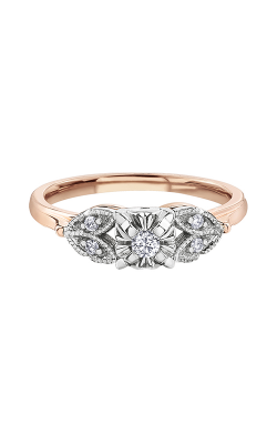 I Am Canadian™ Diamond Ladies Engagement Ring R2135RW-10 product image