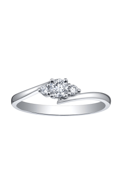 I Am Canadian™ Diamond Ladies Engagement Ring R3223WG/25-10 product image