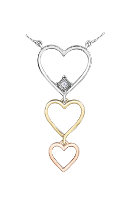 I am Canadian™ Diamond Solitaire Pendant PP4116/04C-ST product image