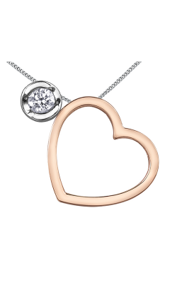 I Am Canadian™ Diamond Solitaire Pendant PP4237WR/09C-10 product image