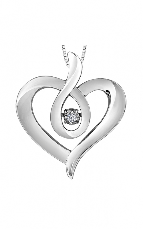 I am Canadian™ Northern Dancer™ Diamond Solitaire Pendant PP3564/14C-SS product image