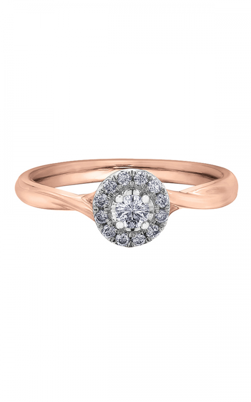 I am Canadian™ Diamond Ladies Engagement Ring R30170RW/20-10 product image