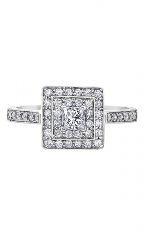 I am Canadian™ Diamond Ladies Engagement Ring R30713WG/50 product image