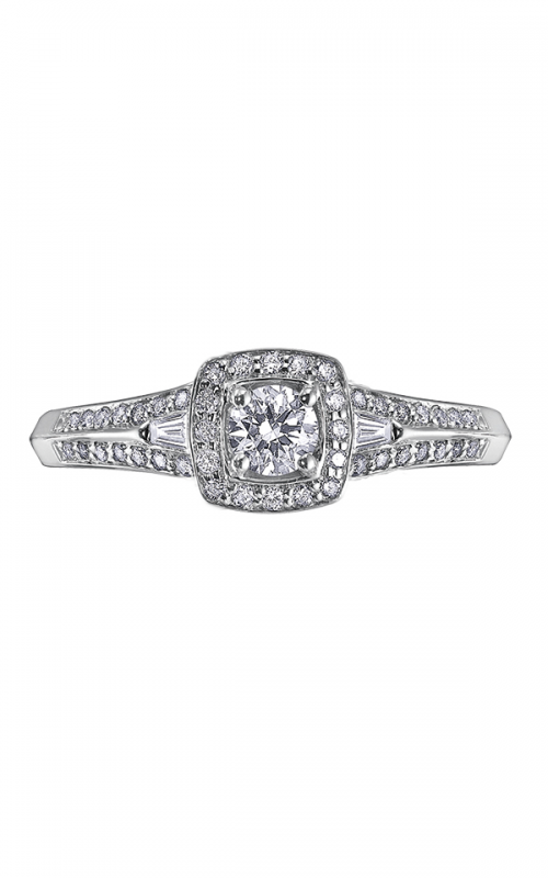 I am Canadian™ Diamond Ladies Engagement Ring R3764WG/45 product image