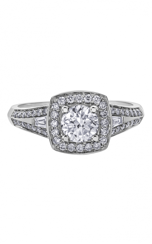 I am Canadian™ Diamond Ladies Engagement Ring R3764WG/65 product image
