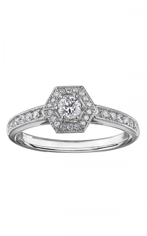 I am Canadian™ Diamond Ladies Engagement Ring R3835WG/40 product image