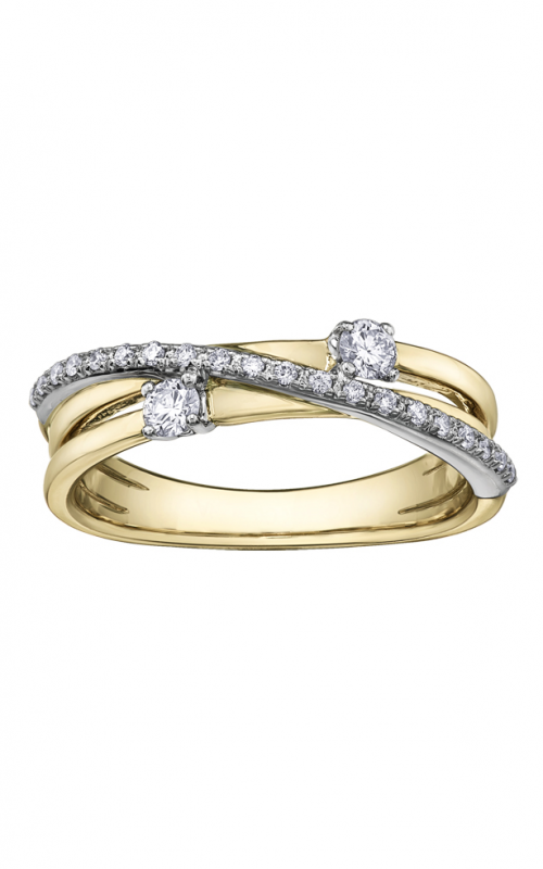 I am Canadian™ Diamond Ladies Ring R52D96YW/25-10 product image
