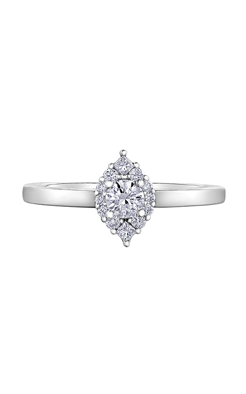 I am Canadian™ Diamond Ladies Engagement Ring R30893WG/30-10 product image