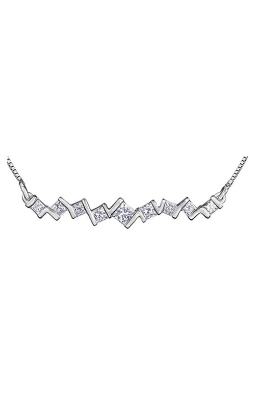I am Canadian™ Diamond Necklace NN268W/35C-10 product image