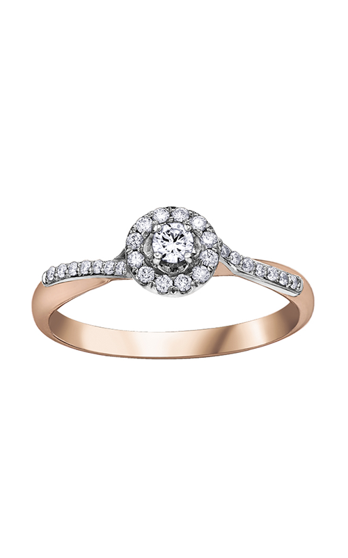 I am Canadian™ Diamond Ladies Engagement Ring R30392RW/25-10 product image