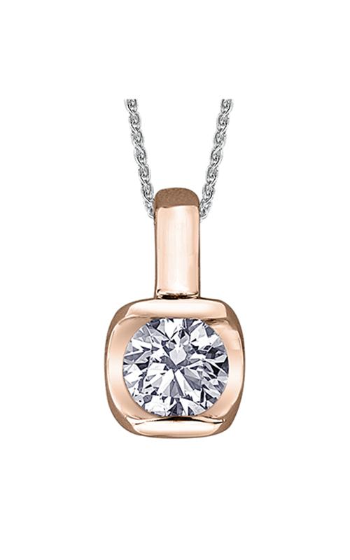 I am Canadian™ Diamond Solitaire Pendant PP3570RW/15C product image
