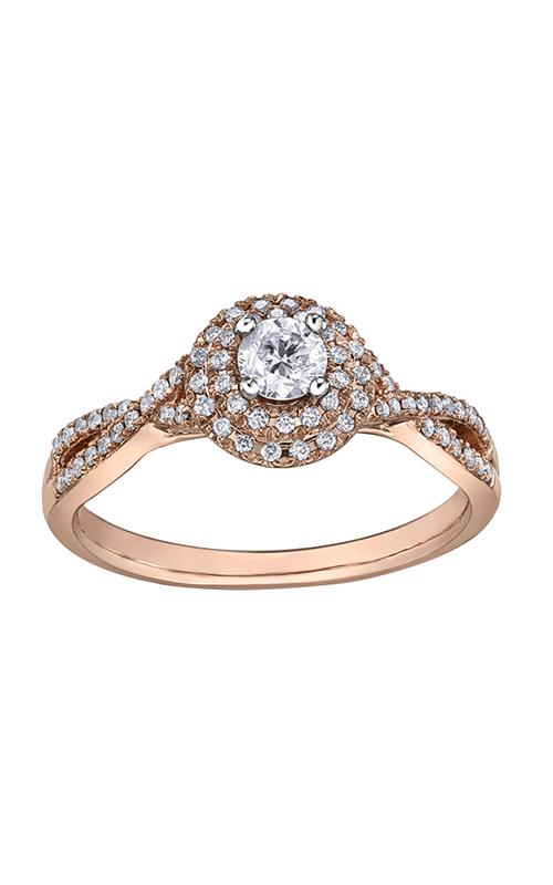 I am Canadian™ Diamond Ladies Engagement Ring R30417RG/43-10 product image