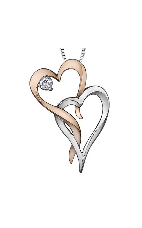 I am Canadian™ Diamond Solitaire Pendant PP1616RWC-10 product image