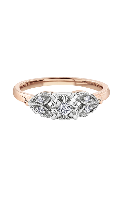 I am Canadian™ Diamond Ladies Engagement Ring R2135RW-10 product image
