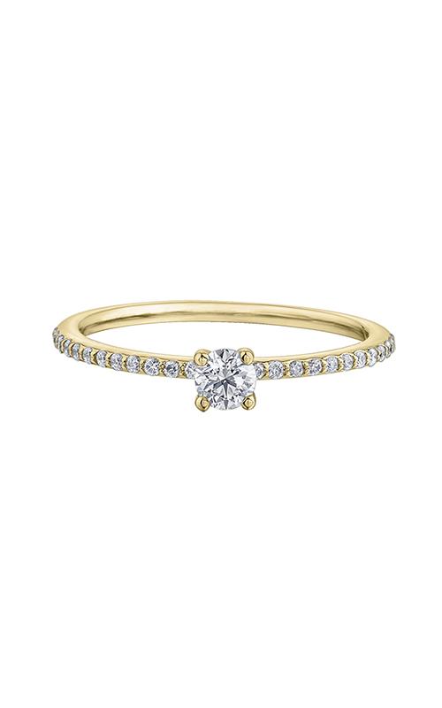I am Canadian™ Diamond Ladies Engagement Ring R31026/30-10 product image