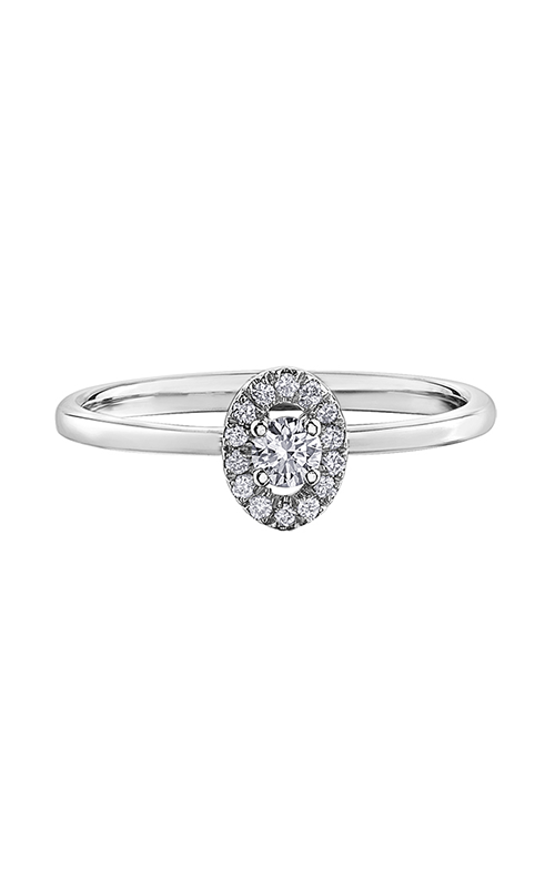I am Canadian™ Diamond Ladies Engagement Ring R31029WG/15-10 product image