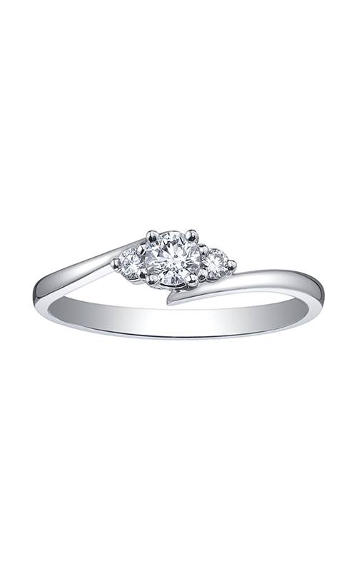 I am Canadian™ Diamond Ladies Engagement Ring R3223WG/25-10 product image