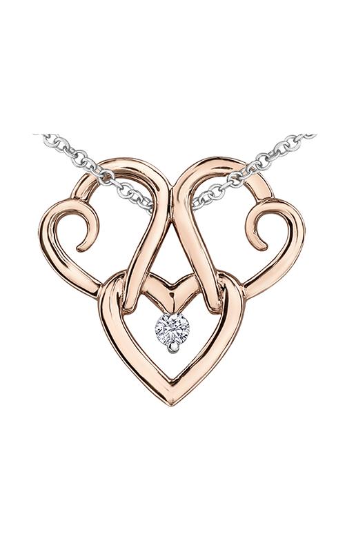 I am Canadian™ Diamond Solitaire Pendant PP4174RW/04C-10 product image