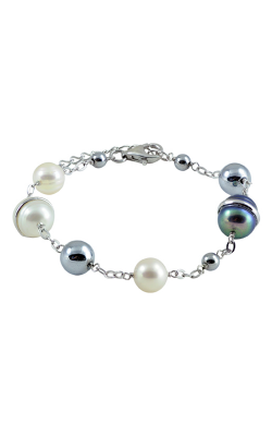 Imperial Pearls Silver Collection Bracelet 634074 EXT product image