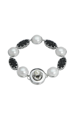 Imperial Pearls Sterling Silver Freshwater Pearl Bracelet 636888 product image