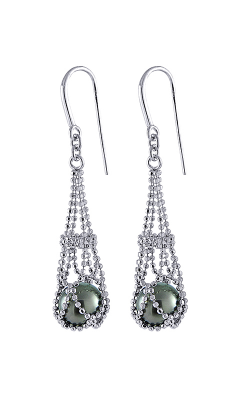 Imperial Pearl Lace Earrings 629315/B product image