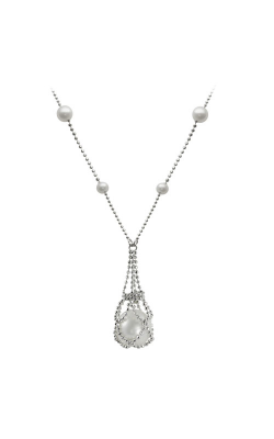 Imperial Pearl Lace Neckalce 669315/FW product image