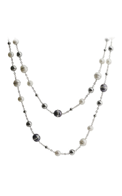 Imperial Pearl Silver Collection Necklace 664674/48 product image