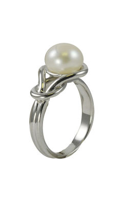 Imperial Pearl Sterling Freshwater Pearl Ring 615417 product image