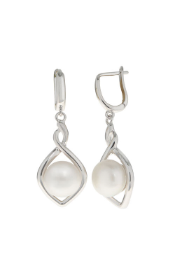 Imperial Pearl Sterling Freshwater Pearl Earrings 625103/FW product image