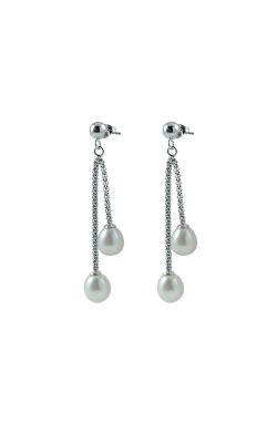 Imperial Pearl Sterling Freshwater Pearl Earrings 621133 product image