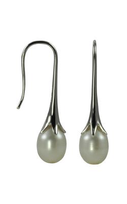 Imperial Pearl Sterling Freshwater Pearl Earrings 624118 product image