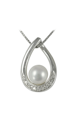 Imperial Pearls Sterling Silver Freshwater Pearl Necklace 684095 FW18 product image