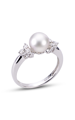 Imperial Pearl 14KT Gold Akoya Pearl Ring 914274/WH product image