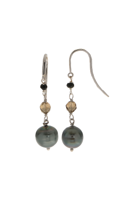 Imperial Pearl Silver Collection Earrings 628009 product image