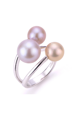 Imperial Pearl Silver Collection Ring 613981/MULTI-7 product image