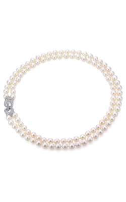 Imperial Pearl Silver Collection Necklace 661685/FW product image