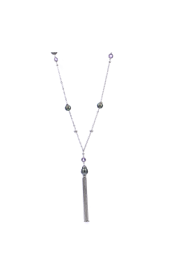 Imperial Pearls Silver Collection Necklace 661847 B-AM product image