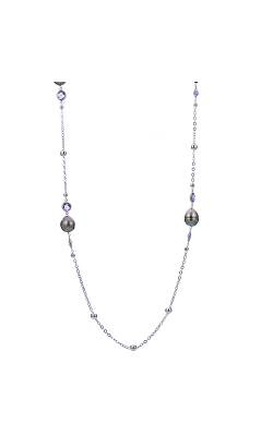 Imperial Pearls Silver Collection Necklace 661849 B-AM product image